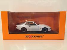 Minichamps 940066121 Porsche 924 GT 1981 - White Maxichamps New