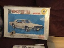 RARE VINTAGE PARAMOUNT  FORD MODEL KIT MOTORIZED