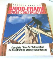 TIMBER FRAME LOG HOME HOW-TO BOOK PLANS 1908 SLICK CHISEL FROE 450pics 385pg