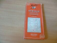 (Z) CARTE MICHELIN AFRICA CENTRAL AND SOUTH  MADAGASCAR 1/4 000 000