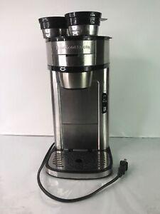 Hamilton Beach Single Brew Station GUC Model 49981 Travel Mug Size