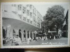 CPA Vietnam Indochine Cochinchine - Saigon - Hôtel Majestic et rue Catinat 1920