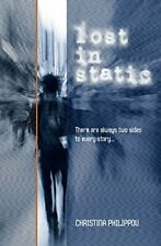 Lost in Static by Christina Philippou Book The Cheap Fast Free Post