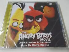 THE ANGRY BIRDS MOVIE - 2016 SOUNDTRACK CD - NEU - SCORE BY HEITOR PEREIRA