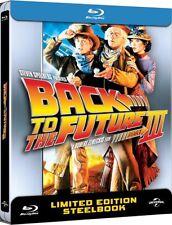 RITORNO AL FUTURO 3 - STEELBOOK EDITION (BLU-RAY) EDIZIONE LIMITATA