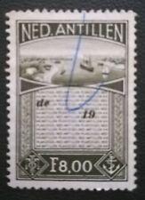 N°156 - timbre années 50 ANTILLES NEERLANDAISES