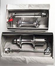 KIT MOZZI Shimano Dura Ace Hubs set 7700 TITANIUM 36 holes 130mm Vintage NOS NEW
