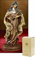 St. Theresa (St. Therese) Statue 6 Inches NEW (ND133)