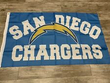 San Diego Chargers 3x5 Free Shipping From Ca