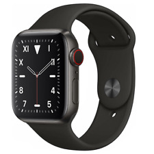 Apple Watch Series 5 Edition 44mm GPS Cellular Titanium Space Black or Silver