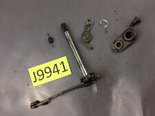 1974 Yamaha DT175 Enduro DT 175  transmission shifter shaft parts OEM enduro