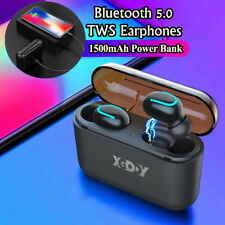 In-Ear Kopfhörer Bluetooth5.0 Kabellos Stereo Headset TWS Ohrhörer mit Ladebox❥