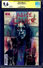 Alice Cooper #2 CGC SS 9.6 signed by Alice Cooper NM+