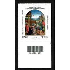 REP0347 - 2012 Natale Religioso Codice a Barre DX