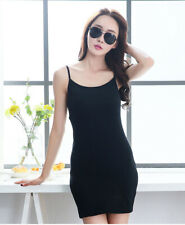 Women Summer Cocktail Party Evening Dress Lady Casual Solid Casual Bodycon Dress