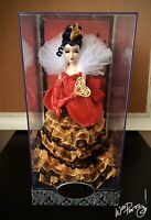 2012 LIMITED EDITION Alice in Wonderland Disney Designer QUEEN OF HEARTS Doll