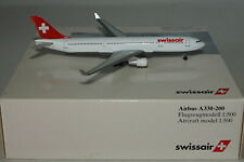 Herpa 508346 Airbus A330-223 Swissair in 1:500 scale
