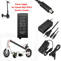 Electric Scooter Battery Charge Adapter 42V 2A for Xiaomi Mijia M365 Skateboard