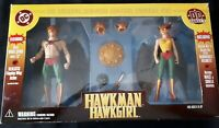 Hawkman & Hawkgirl DC Direct Deluxe Action Figure Set (Lot 51)