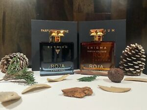 Roja Parfums Enigma /Elysium /Oligarch /Scandal /Danger /Burlington1819 /Oceania