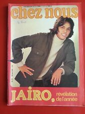 MAI 1978 revue CHEZ NOUS  n°21 JAIRO