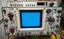 Oscilloscopio Tektronix 466 scilloscope 2 CH + Tektronix DM44 Digital Multimeter
