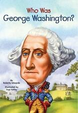 Who Was is George Washington? by Roberta Edwards Paperback Series Biography Kids