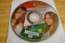 When in Rome (DVD, 2002)Disc Only Free Shipping