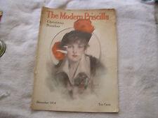 The Modern Priscilla December 1914