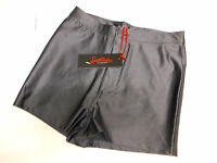 Ladies Shorts by 'Lipstick  Collection' - Charcoal Grey - Size UK 8/10/12 - NEW