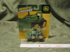 Tomy John Deere Farm Mighty Movers Tractor Barn loader scoop bucket front end