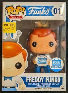 Funko POP! Funko Shop Exclusive Freddy Funko 01 2016