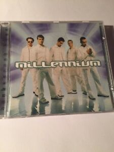 Millennium by Backstreet Boys (CD, May-1999, Jive (USA))