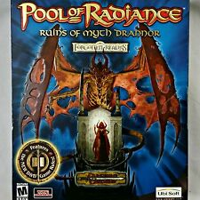 Pool of Radiance Ruins of Myth Drannor PC Forgotten Realms AD&D Dungeon Dragons