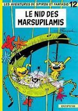 Spirou et Fantasio - Le nid des Marsupilamis - Franquin