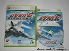 Xbox 360 Game: Over G Fighters (Complete)