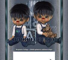 Responsive Auktionsvorlage Template Kids Jeans Mode Mode Mobile eBay Vorlage 607