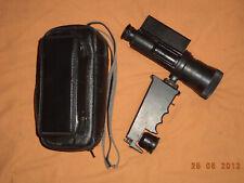 Nachtsichtgerät Cyclop 1.5/85mm ? Optik für die Vintage-Makrofotografie.