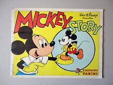 Album Figurine/Stickers - MICKEY STORY - Panini 1980 COMPLETO