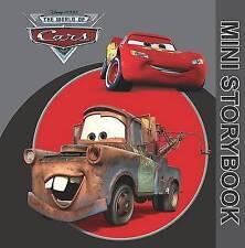 "Disney Mini Storybooks - Pixar 2: ""Cars"", , ""AS NEW"" Book"