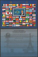 2013 Kazakhstan Flags & National Emblems MNH