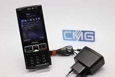 Nokia N95 - 8GB - Schwarz (Ohne Simlock) Smartphone WIFI Kamera gebraucht #A2