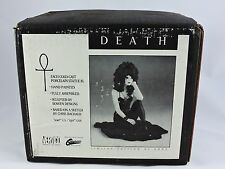 DEATH Porcelain Statue 5.5in Graphitti Bowen Designs DC Vertigo Ltd 6000 Sandman