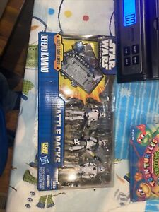 Star Wars Clone Wars Battle Packs Defend Kamino Hasbro Clone Troopers Arc Blitz