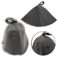 7d4d20d076 Wool Felt Sauna Hat Anti Heat Russian Banya Cap For Bath House Protection  Head