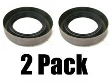 """(2) New GREASE SEALS Double Lip 1.719"""" x 2.565"""" 3500 lb Axle for National 473336"""