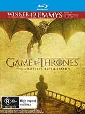 Game Of Thrones SEASON 5 : NEW Blu-Ray