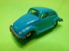 VINTAGE PLASTIC -   VW VOLKSWAGEN BEETLE   EKO   1:87 ??   -  GOOD CONDITION