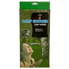 Portable Shower - Camp Shower for Camping and Remote Locations