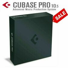 Cubase Pro 10.5  ✔ Fast eDelivey ✔ Windows 10 pro / 64 bit ✔  it works perfectly